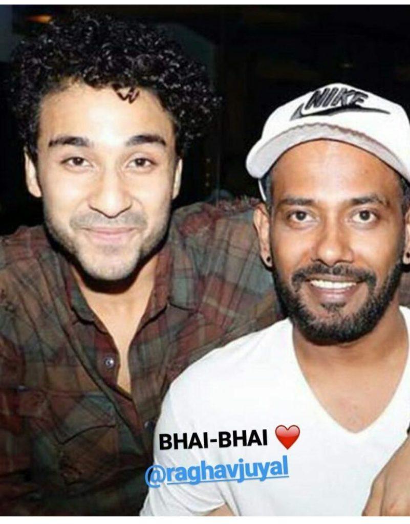 raghav with d sir