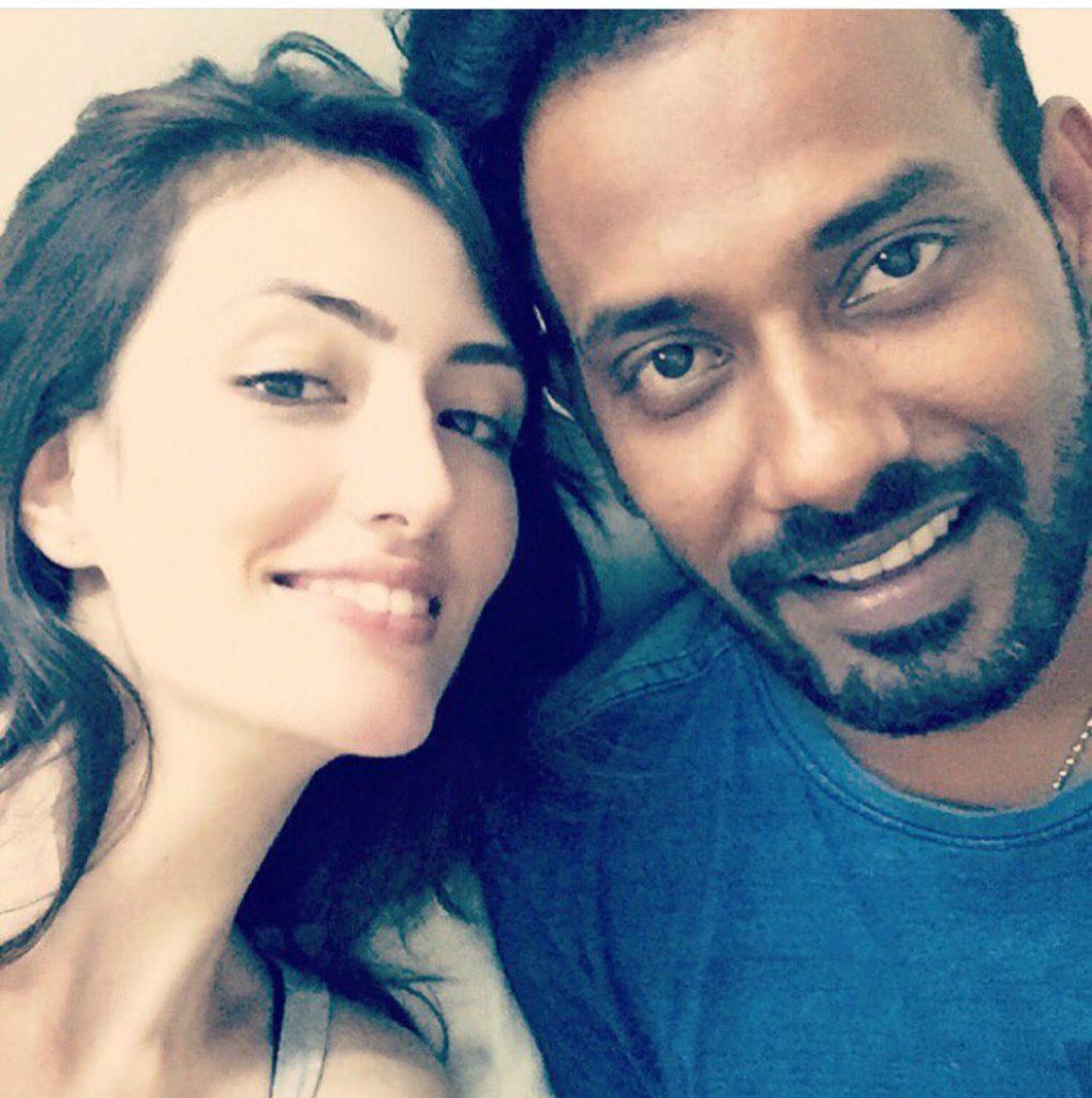 dharmesh girlfriend