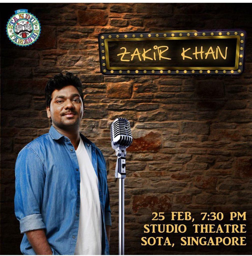 Zakir khan biography