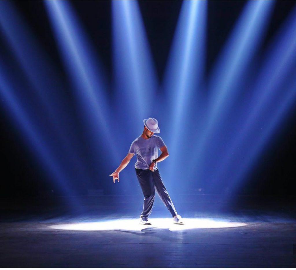Choreographer Rahul Shetty Dance