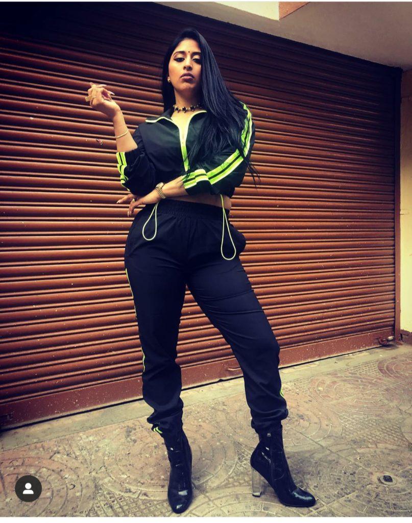 Svetha Rao hip hop singer