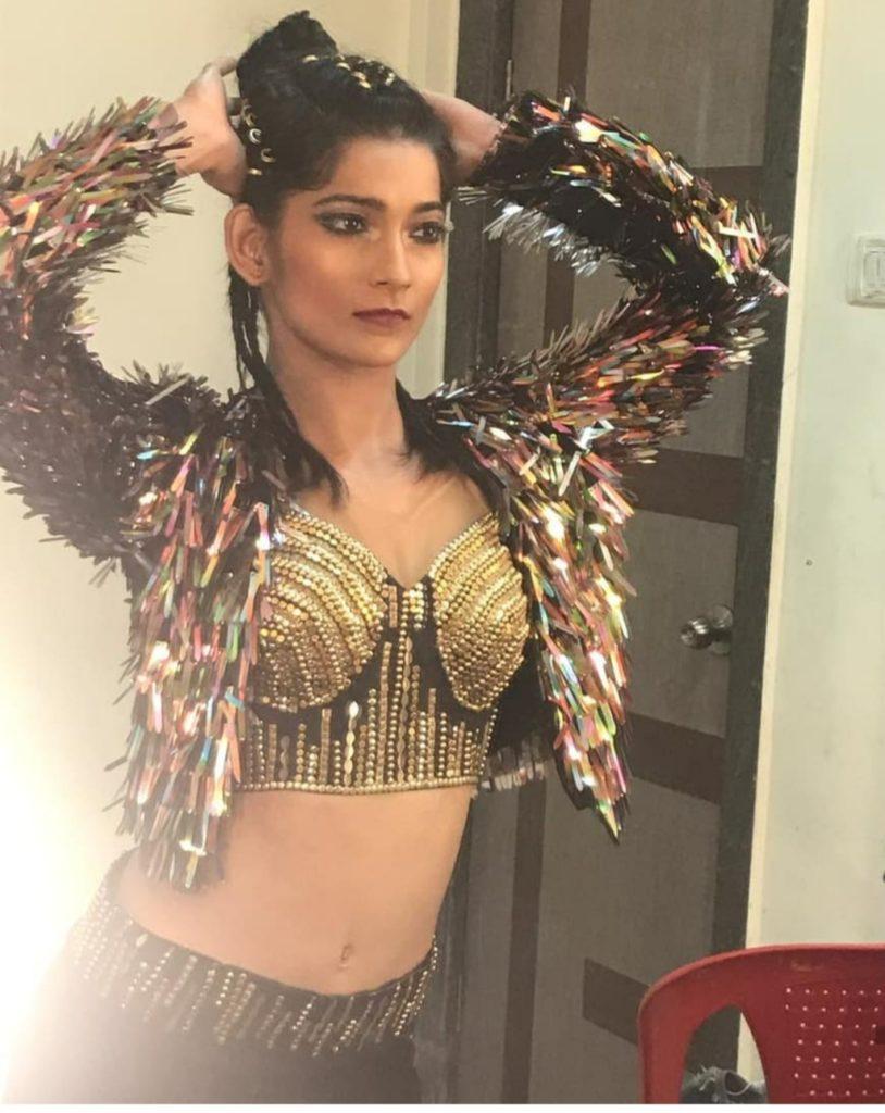 Vartika Jha dance plus Season 4
