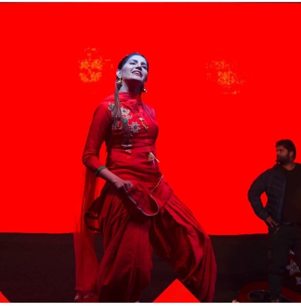 Sapna Choudhary Age