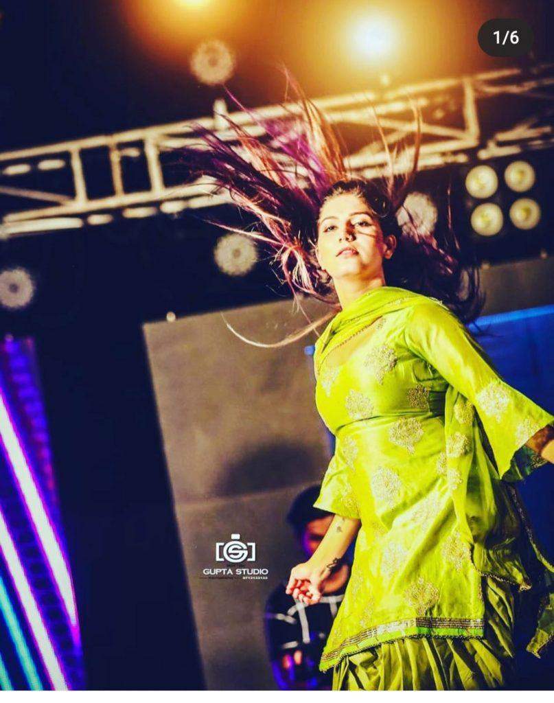 Sapna Choudhary's Age