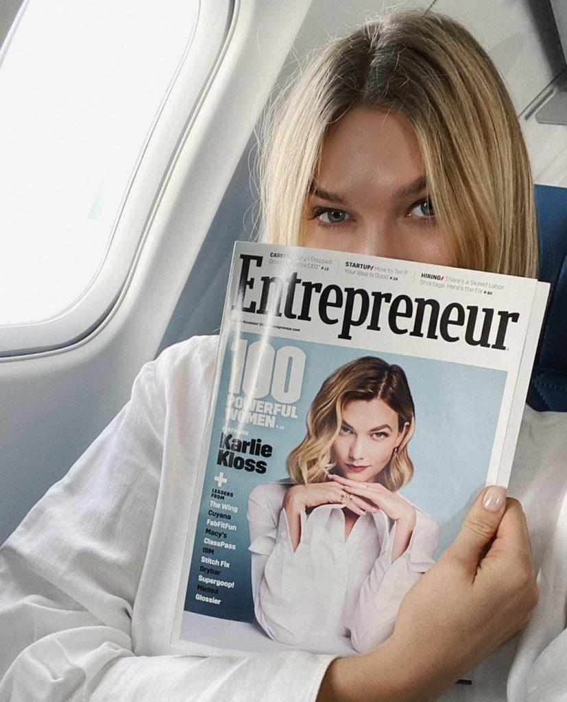 Karlie Kloss entrepreneur