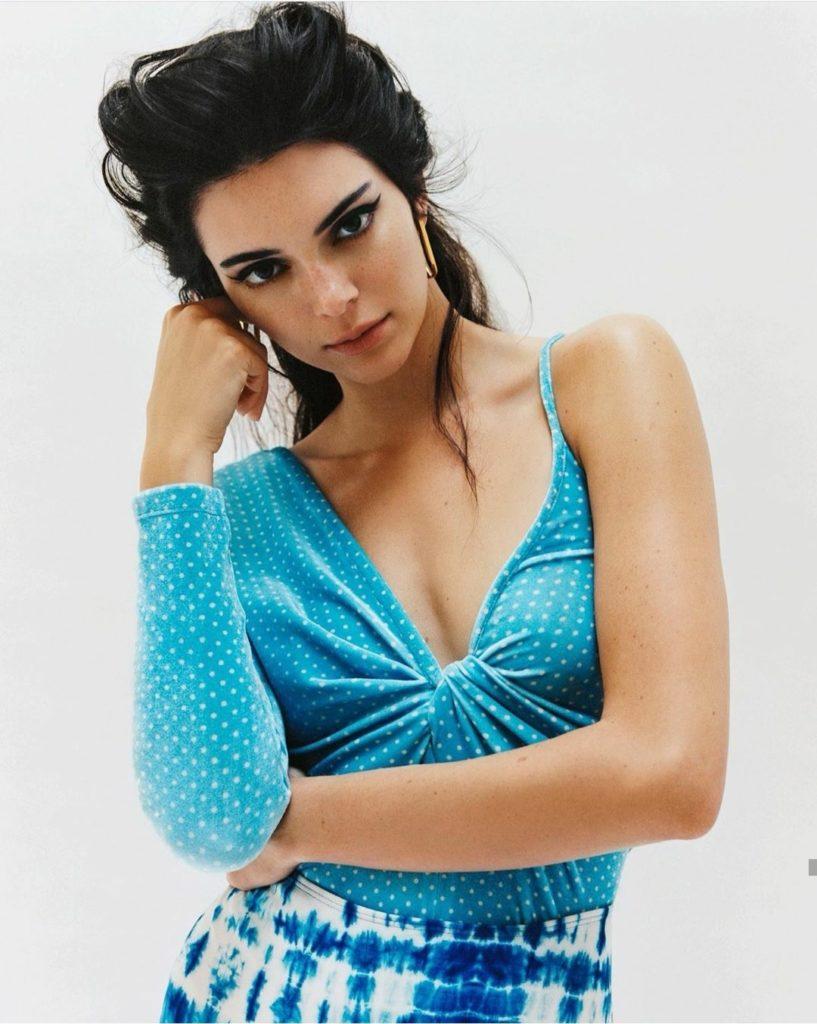 Kendall Jenner's Plastic Surgery