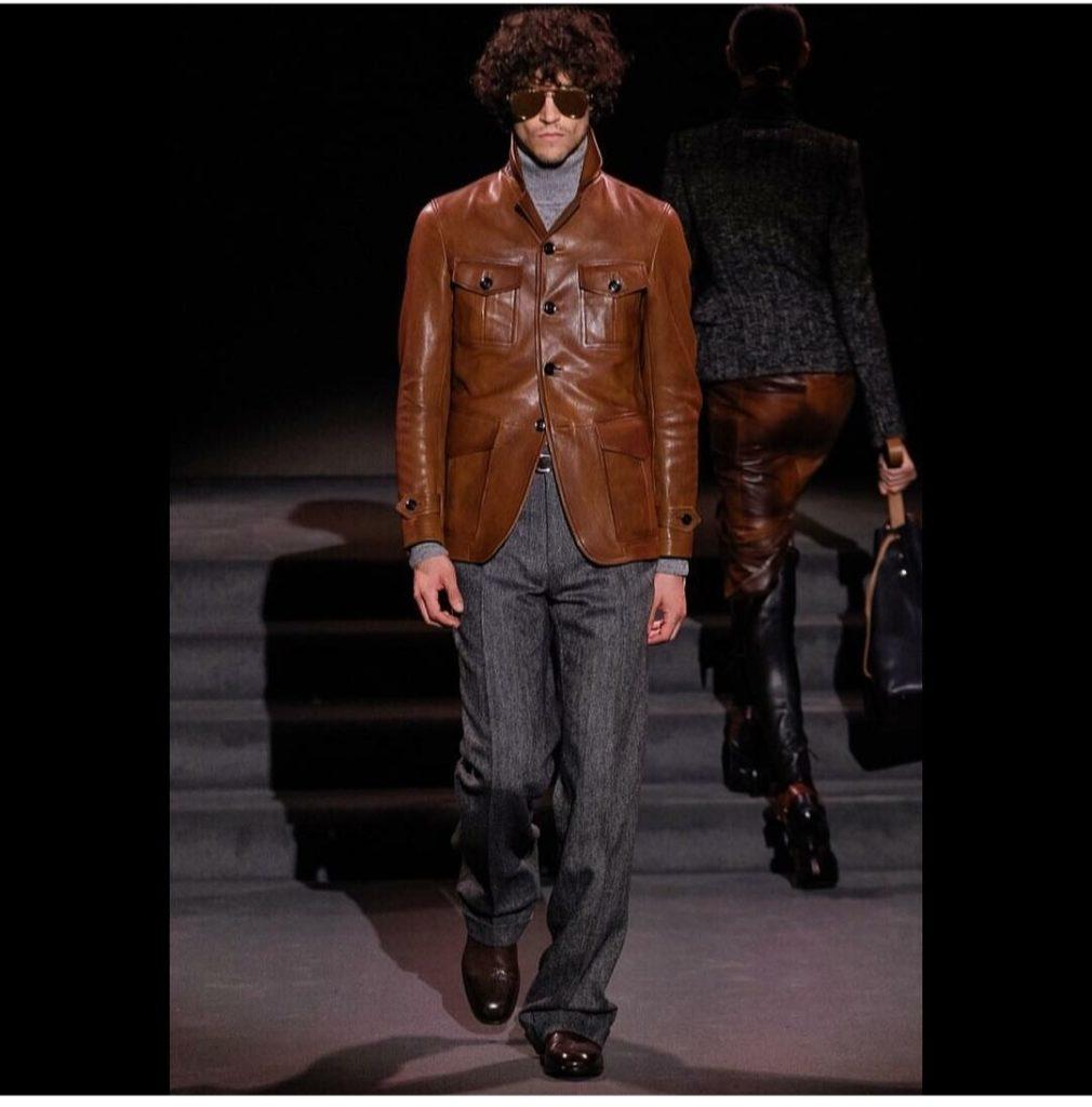 Miles McMillan modeling