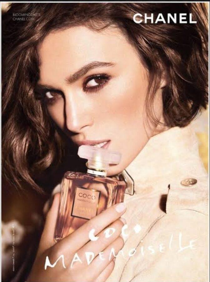 Keira Knightley's Chanel