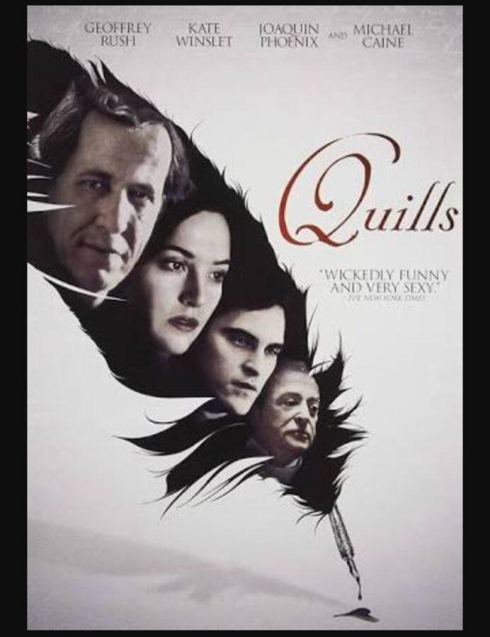 Joaquin Phoenix's Quills