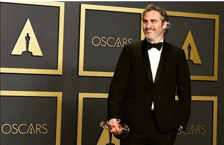 Joaquin Phoenix's Oscar