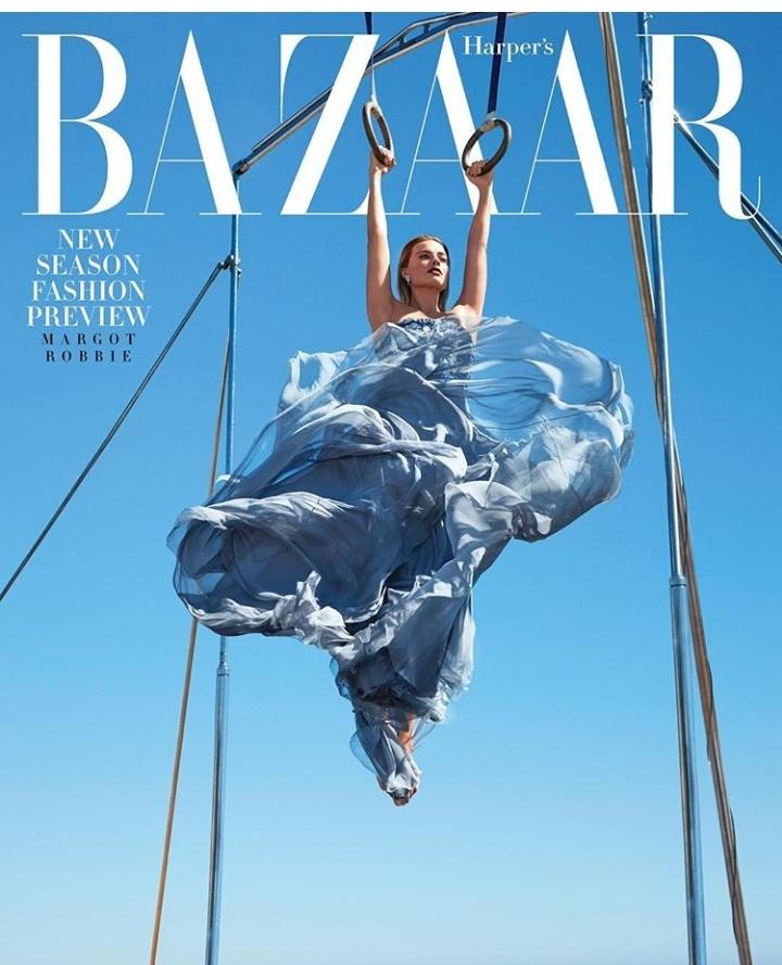 Margot Robbie Bazaar