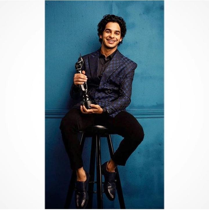 Ishaan Khattar filmfare awards