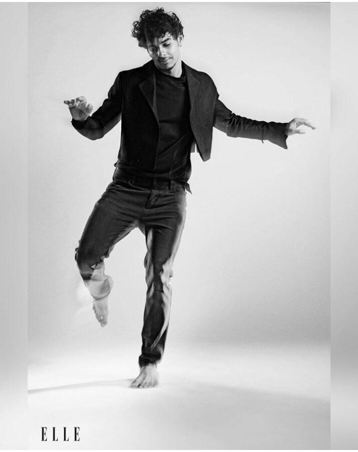 Ishaan Khattar Shiamak Davar's Dance