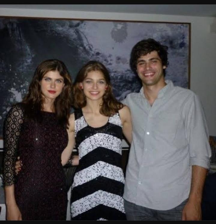 Catharine Daddario family