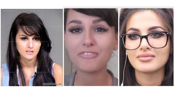 SSSniperWolf Before Plastic Surgery