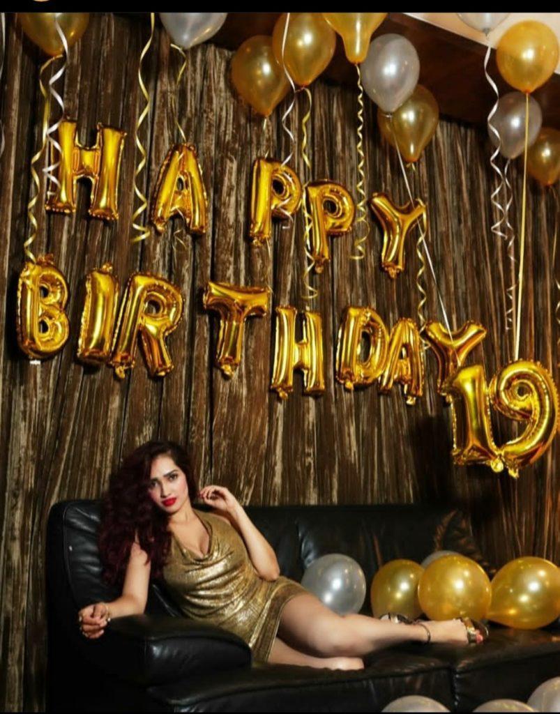 Aditi Mistry Birthday