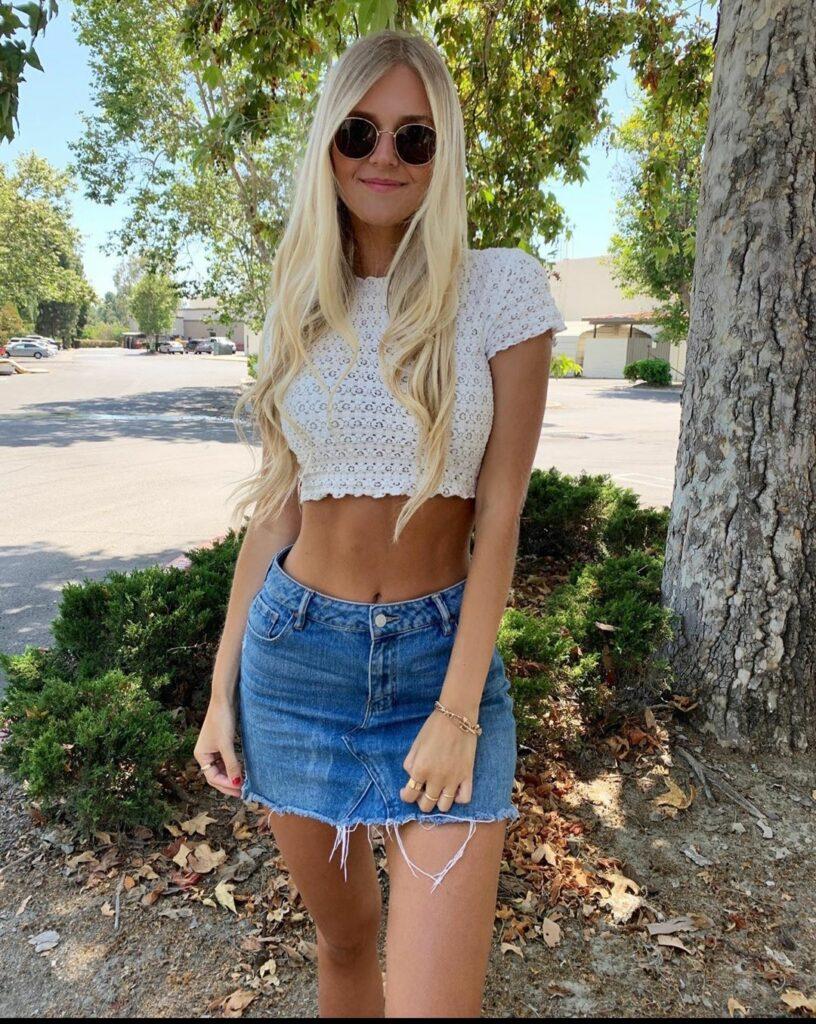 Model Allie Dunn Biography