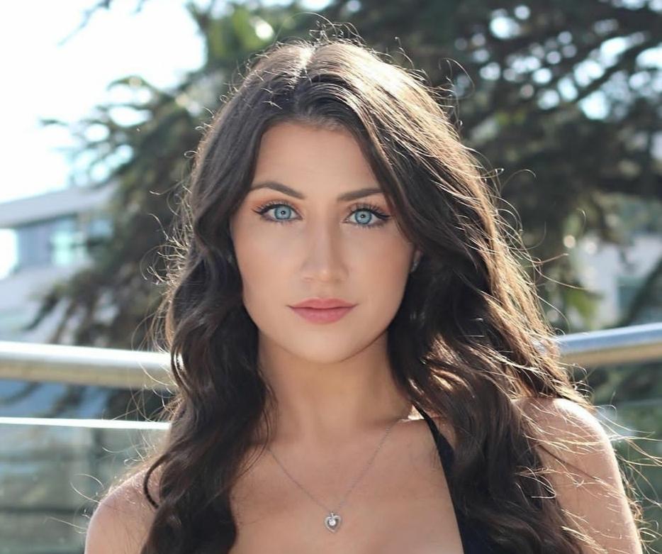 Jessica Bartlett (Model)