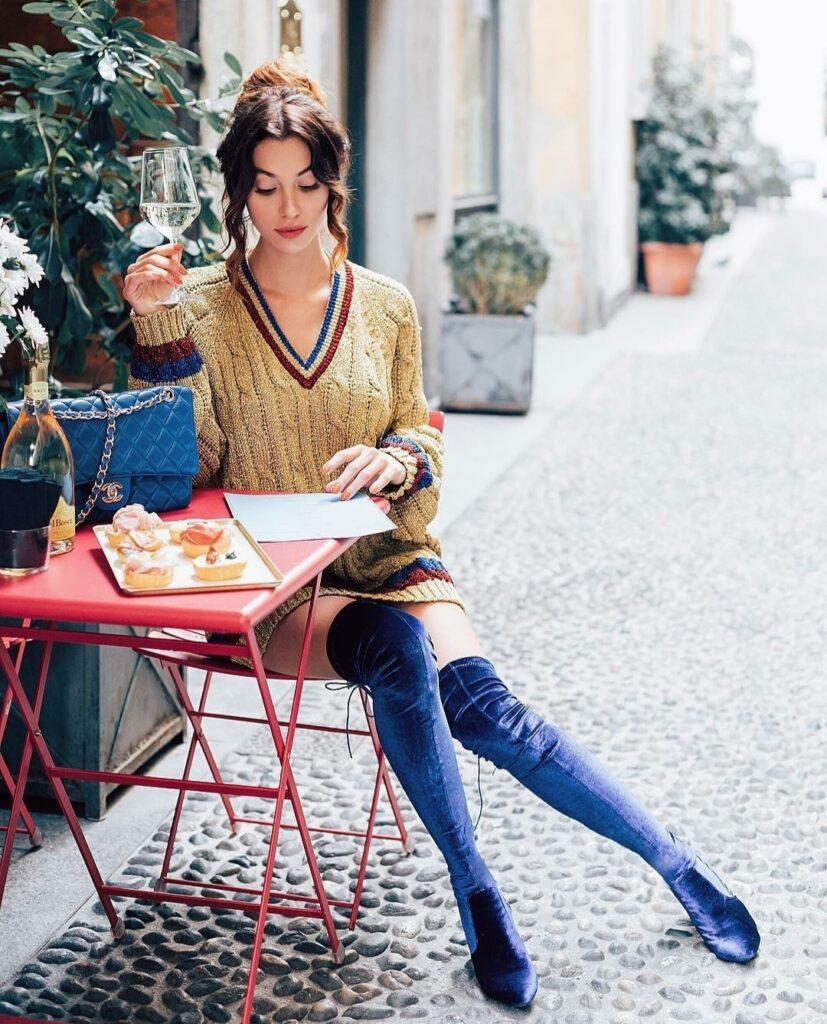 Valentina Fradegrada (Model)
